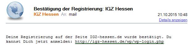 Hilfe-Registrieren-Geschafft